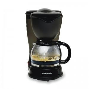 Cafetera de Goteo Negra