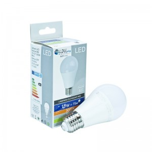 LAMPARA LED ESTANDAR 15W E27