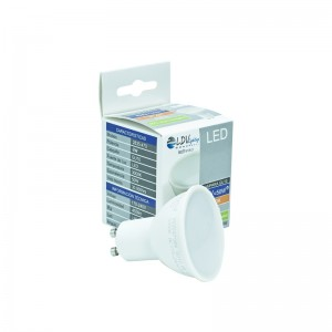 LAMPARA LED 6W GU10