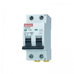 Interruptor Magnetotérmico 2P