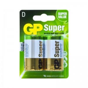 Pilas D - LR20 GP Batteries...