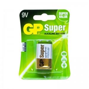 Pilas 9V-6LR61 GP Batteries...