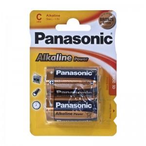 Pilas Panasonic LR14 Alcalinas