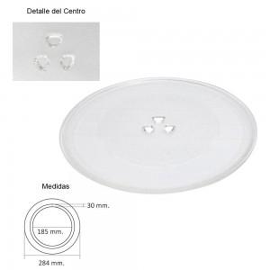 Plato Microondas LG - Samsung