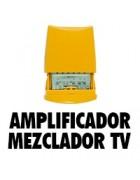 Amplificadores y Mezcladores para la televisión TV