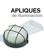 Apliques para iluminación para tu hogar