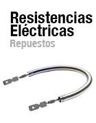 Repuestos de resistencias eléctricas - tubos de cuarzo