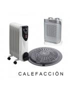 Artículos de calefacción para el hogar