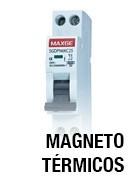 Interruptores Magnetotérmicos para el hogar y el profesional